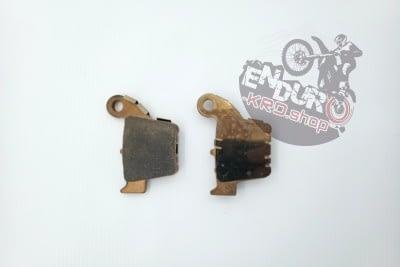 06.08.0408 - Колодки тормозные стандарт задние NISSIN Колодки тормозные стандарт задние NISSIN -                                                                 nissin 400x267 изображение