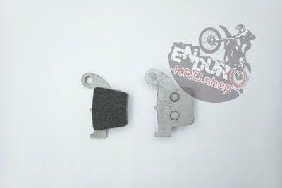 06.08.0410 - Тормозные колодки стандартные задние A7L Тормозные колодки стандартные задние A7L -                                                                     400x267 изображение