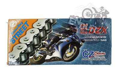 - 520DZX 118 400x267 - Цепь привода CZ Chains 520 DZH-118 (Active-Ring)