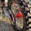 Zuum 250СB back wheel